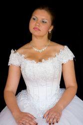 свадебные платья для пышек минска.