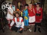костюмы  бала и  маскарада