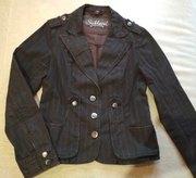 Джинсовый пиджак SUBLEVEL,  Германия