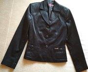 Атласный пиджак